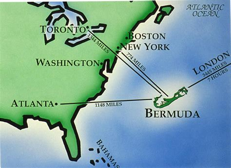 map of bermuda and us inspired whims bermuda bahamas come on pretty