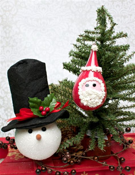 adorable christmas ornaments you can make