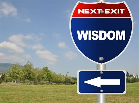 The Wisdom Of Some by Wisdom Cries Out In The Streets Proverbs 1 20 23