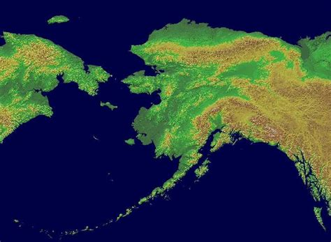 State Of Alaska Property Records Alaska Geography Alaska Regions And Landforms