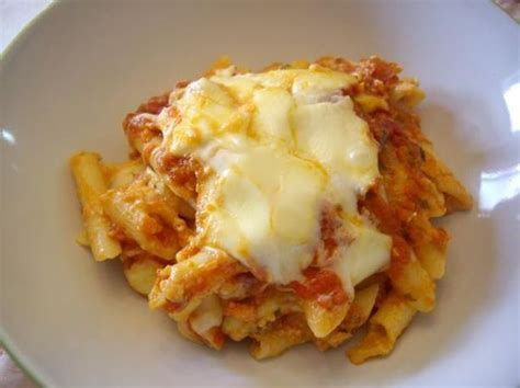 baked ziti from cook s illustrated recipe twists