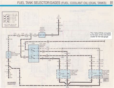 1988 f150 fuel issues ford truck enthusiasts forums