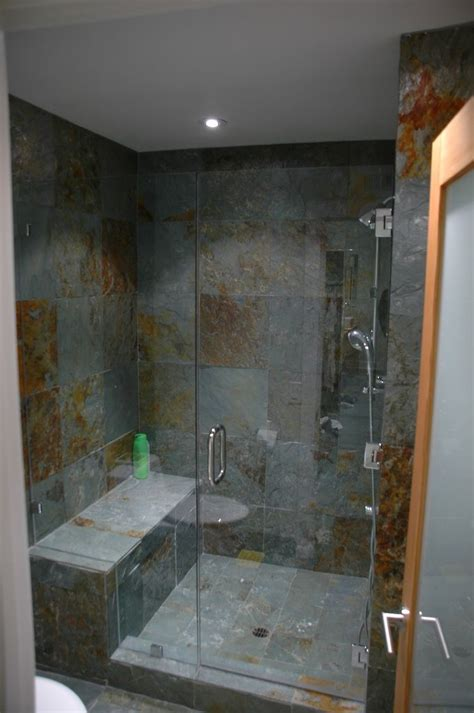 slate bathroom ideas best 25 slate shower ideas on pinterest slate bathroom