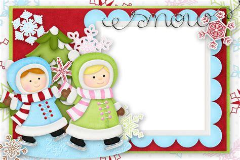 imagenes infantiles navidad marcos gratis para fotos feliza navidad marcos infantiles