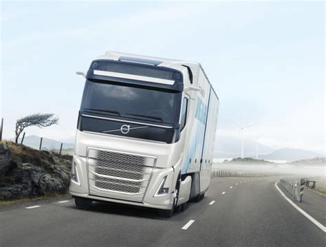 how much does a volvo truck cost volvo truck concept uses 30 percent less fuel thanks to
