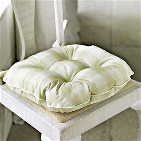 green kitchen chair cushions soft green check kitchen chair cushion in throws and