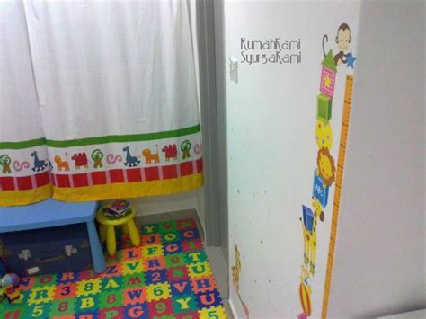 Wall Sticker Stiker Dinding As For Me My House We Will Serve The Lor rumah kami syurga kami wall sticker deco