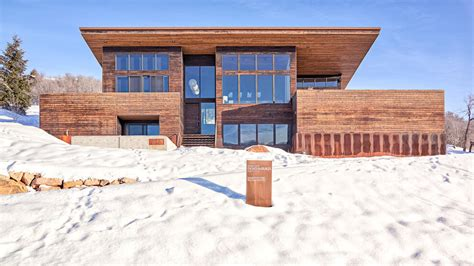 design build architecture jager house by park city design build architecture