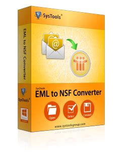 lotus notes nsf viewer free eml to nsf converter import eml files into lotus notes