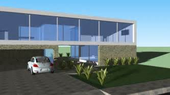 Layout Of A House modern house 3d warehouse