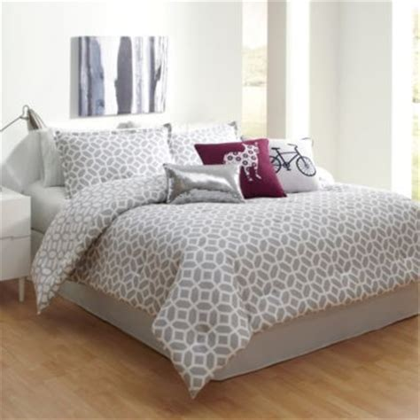 buy king comforter sets white and grey from bed bath beyond