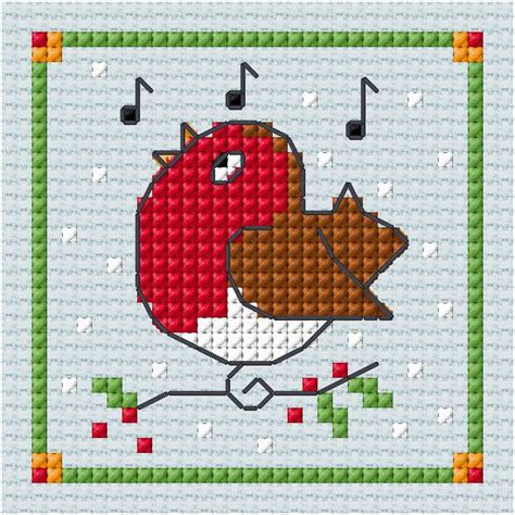 pattern christmas card 17 best images about cross stitch free patterns lesley