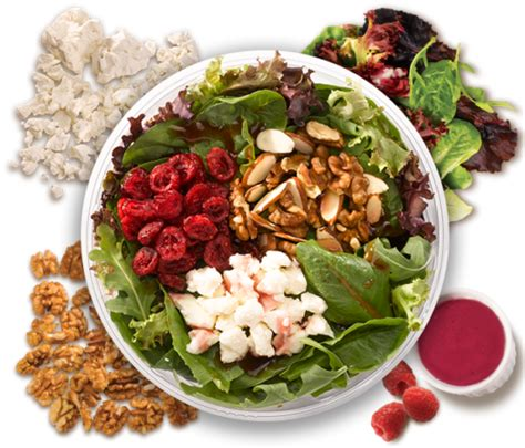 By Baby Totzy mix cranberry nut salad ready pac