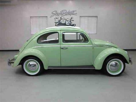 volkswagen beetle 1960 classifieds for 1960 volkswagen beetle 4 available