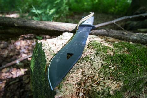 parry blade survival knife the parry blade a do it all survival knife guns and zen