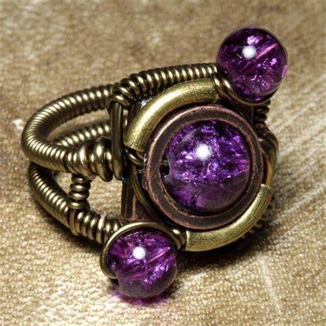 Handmade Ring Ideas - diy handmade steunk jewelry ideas diy and crafts
