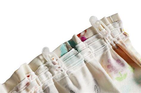gardinenhaken richtig anbringen wie nennt sich dieses wei 223 e band an gardinen haus
