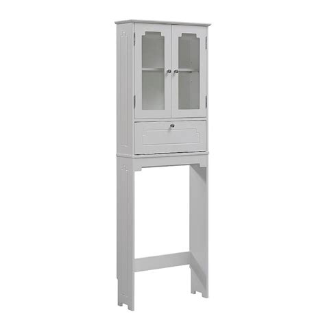 home depot over the toilet cabinet runfine etagere 24 in w x 69 in h x 8 in d over the