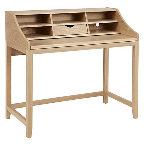 bramley bureau desk from desks lewis loft desk oak ebay