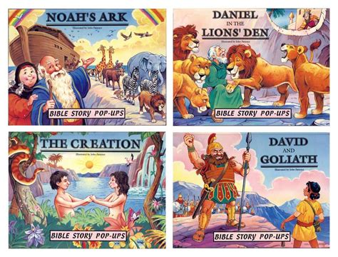 pictures story books bible stories illustrated by patience
