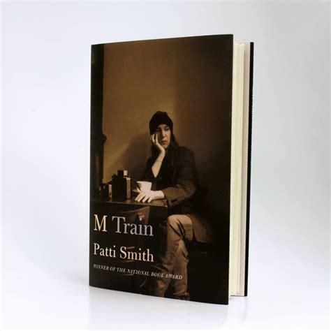 libro m train m train las memorias de patti smith zancada lo que