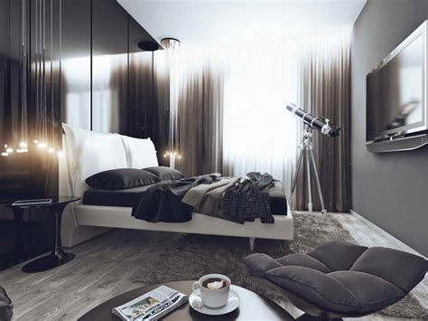 bloombety cool gray bachelor pad bedroom ideas bachelor