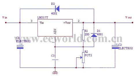 integrated circuit regulator index 2170 circuit diagram seekic
