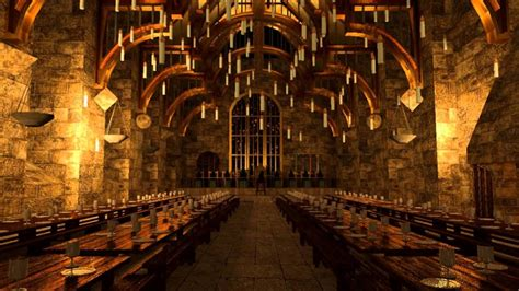 Hogwarts Great Hall | you can have dinner inside hogwarts great hall this