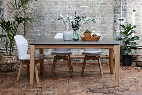 ceramic top dining table pb2 ceramic table by aif
