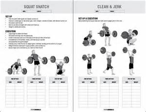 weight lifting diagram chart weight get free image about