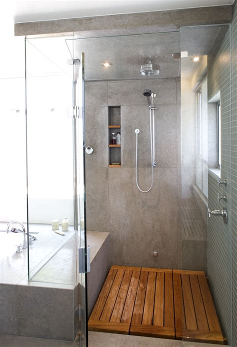Redoing A Bathroom Floor by 25 Best Ideas About Concrete Shower On Concrete Bathroom Taps And Copper Bathroom