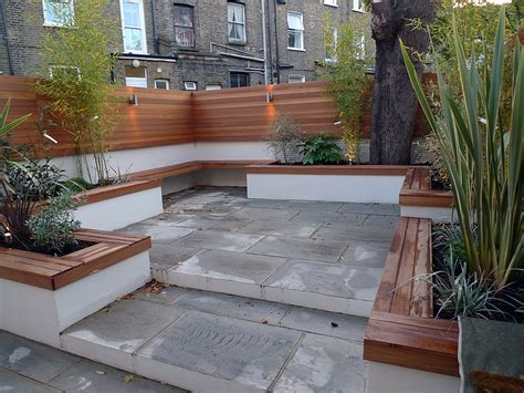planting bench space london garden blog