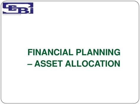 Jd Mba For Financial Planning by Financial Planning