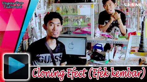 tutorial vegas pro 10 bahasa indonesia tutorial vegas pro cloning efect membuat efek kembar