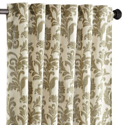 olive green curtains drapes window curtains olive green and curtains on pinterest