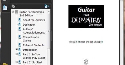 buku tutorial belajar gitar tutorial belajar gitar ebook pdf