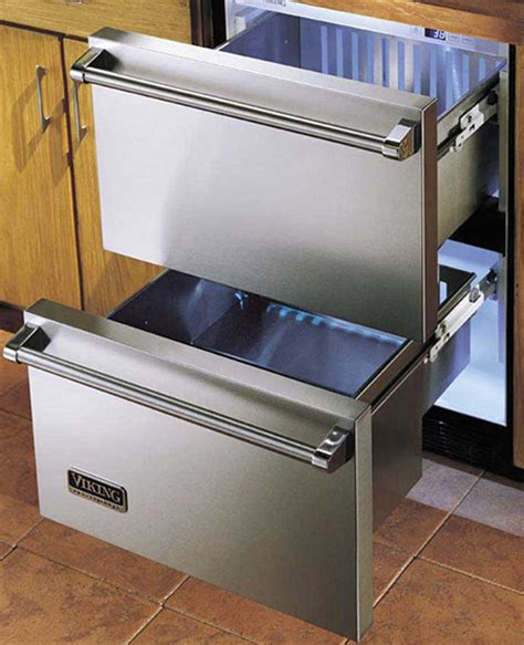 Viking Refrigerator Drawers by Refrigerated Drawer Viking 24 Quot Refrigerated Drawers