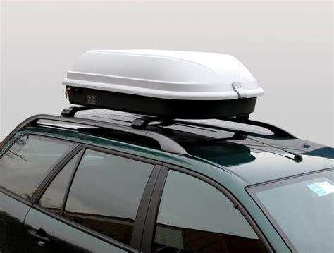 coffre de toit camtek 320 litres gris