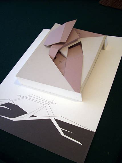 thesis abstract model model and abstract medium paper chipboard graphite