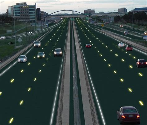 Solar Road Light Better Than The Yellow Brick Road Solar Roadways Made Of
