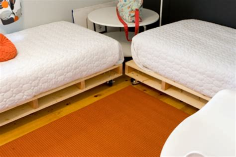 how to make a pallet bed 9 easy and cute diy pallet beds for everyone shelterness