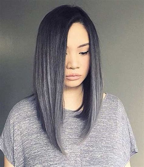 bob haircuts yourself 25 simple long bob hairstyles which you can do yourself