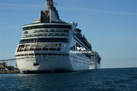 best deck on of the seas grandeur of the seas deck plans diagrams pictures