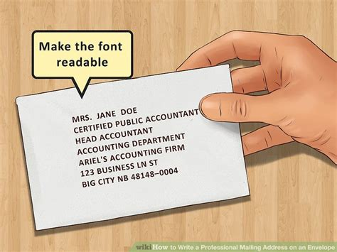 how to address an envelope expert how