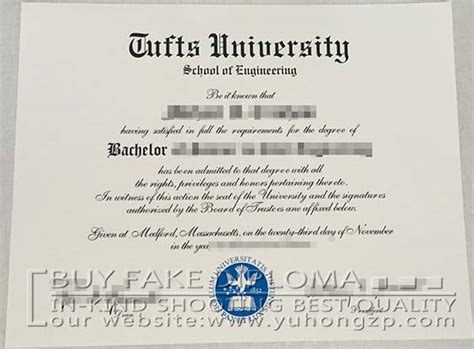 Tufts Mba by Tufts Diploma Transcript Tufts
