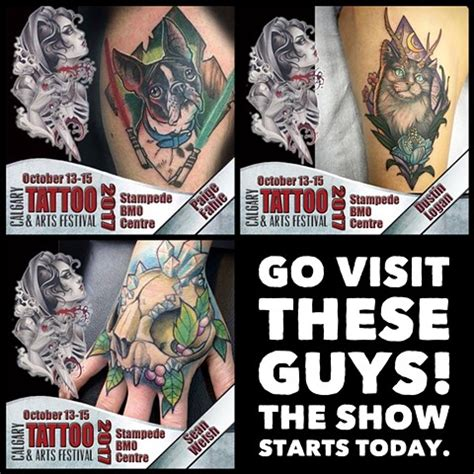tattoo convention calgary 2017 empire tattoo