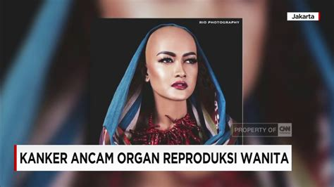 Kanker Organ Reproduksi Kanker Ancam Organ Reproduksi Wanita