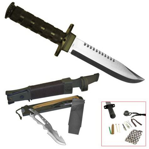 cing survival knives jungle king knife