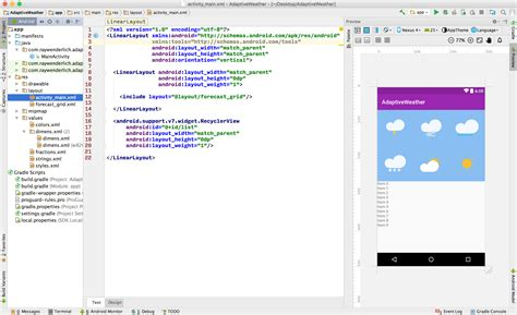 android studio responsive layout responsive ui tutorial for android