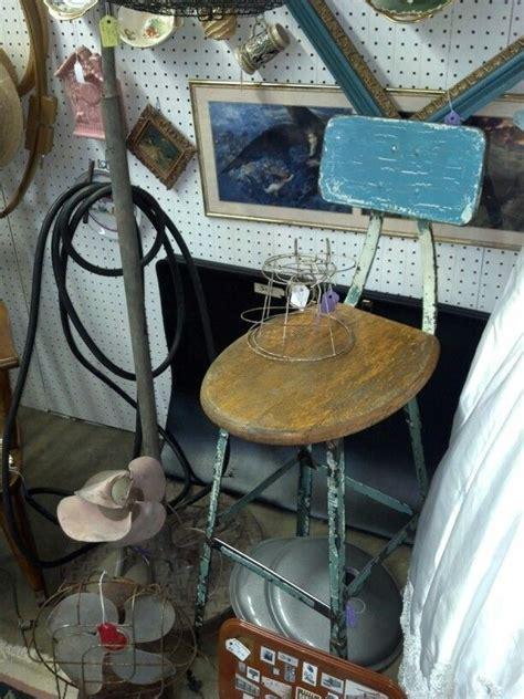 repurposed toilet seat lid industrial stool scavenged p